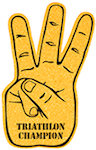 17 inch Three Fingers